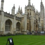 Кингс Колледж в Кембридже