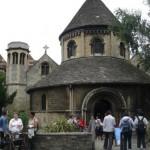 Круглая церковь в Кембридже