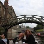 Математический мостик в Кембридже