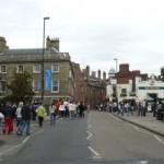 Улица Silver Street в Кембридже