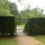 Сады в колледже Св. Джона