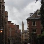 Опять на улицах Кембриджа