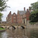 Река Кем в Кембридже