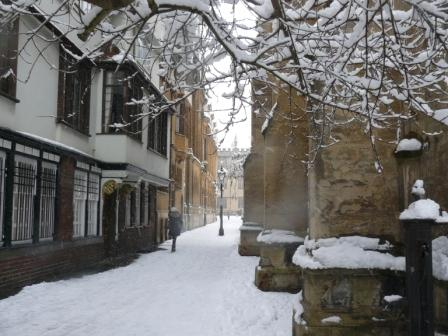 Oxford and Cambridge (текст на английском языке)