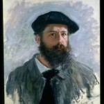 Claude Monet Self Portrait with a Beret, 1886 (oil on canvas)