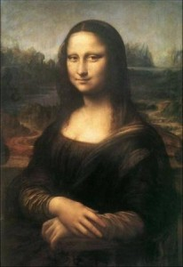 Topic Art. Mona Lisa