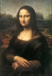 Topic Art. Mona Lisa