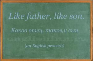 Английские слова для начинающих по теме My family