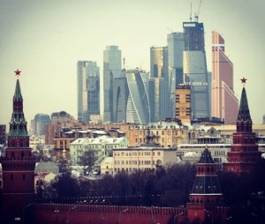 Moscow. Text