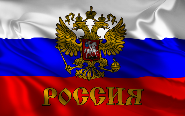 Russia's Flag and Coat of Arms