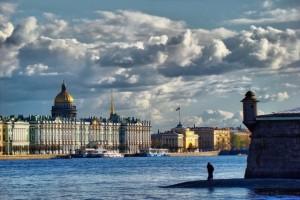 Saint Petersburg. Text