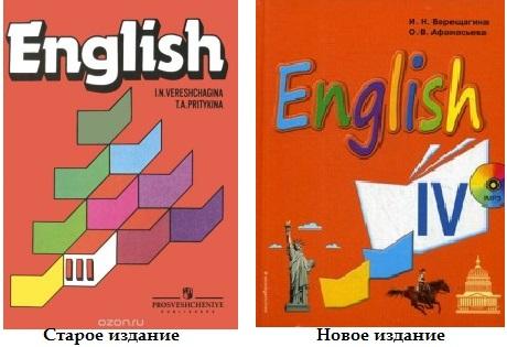 Лучшие учебники по английскому языку