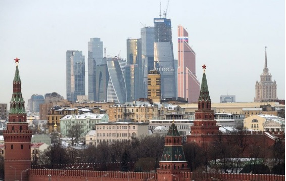 Moscow's sights and places of interest