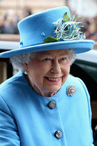 Queen Elizabeth the Second