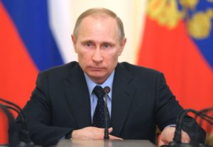 The Political System of Russia. The President Putin