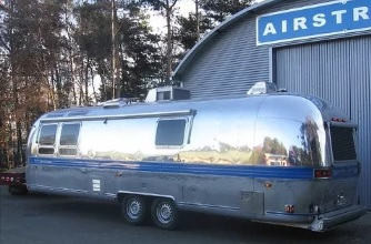 Airstreamer a mobile home 1930