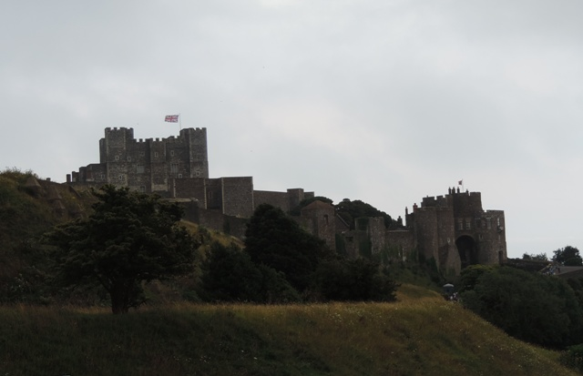 Great Britain. England. The Dover Castle
