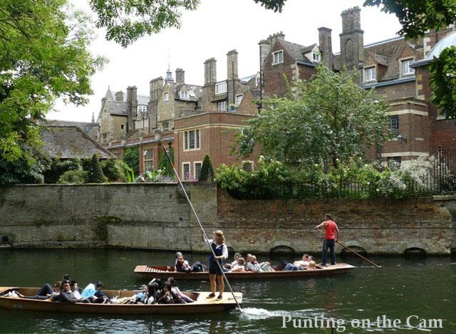 Достопримечательности Великобритании - Кембридж